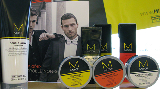paul mitchel for man